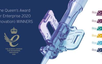 Winner of Queen's Award for Enterprise 2020